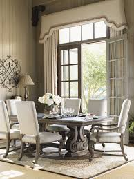 Classic Dining Room Furniture by White Leather Dining Chairs Offering Luxury In A Cool Way Traba