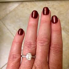 Wide Nail Beds How Are Your Nails Done Weddingbee