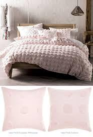 Linen House Bed Linen - haze pink by linen house cottonbox