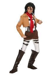 minecraft costume halloween city attack on titan mikasa ackermann costume topic