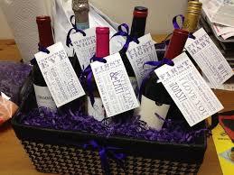 wine baskets ideas cool lovely wine basket wedding gift my wedding site