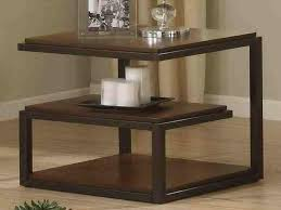 Glass End Tables For Living Room Living Room Ideas Best Contemporary Side Tables For Living Room