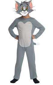amazon tom u0026 jerry tom costume child medium 5 6