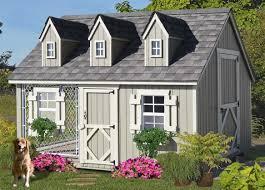 amazon com little cottage company cape cod cozy kennel panelized