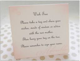 wishing tree sayings wishing tree sayings for baby shower page baby shower