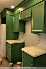 Kitchen Cabinet Refrigerator Refrigerator Wall Cabinets Finished