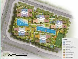 site plan site plan and facilitie of le quest qingjian realty