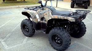 2014 yamaha grizzly 700 eps in camo yamaha of knoxville youtube