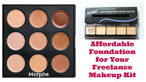affordable foundations on building your freelance kit youtube