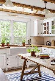 229 best kitchen island ideas images on pinterest kitchen 25 farmhouse style kitchens page 3 of 5