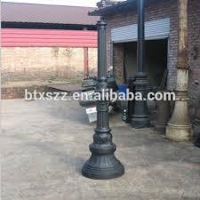 antique street lights for sale antique l post cast iron street l post buy street lighting