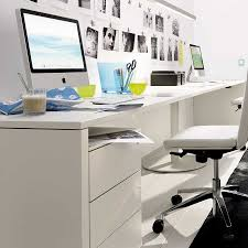Home Office Desk Contemporary by Modern Office Organization Office Modern Office Desk