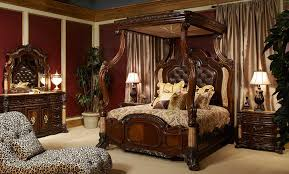 Bedroom Set Victoria Palace By AICO Aico Bedroom Furniture - Master bedroom sets california king
