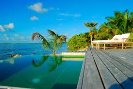 belize honeymoon villas where to stay