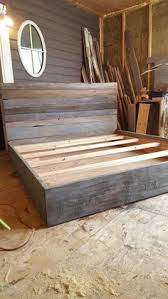 Build A Headboard by Step By Step Instructions On How To Build A Headboard And Bed