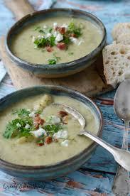 courgette cuisine courgette and feta soup larder