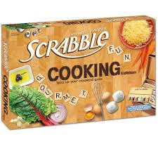 Cooking Gifts For Mom Amazon Com Cooking Scrabble Toys U0026 Games