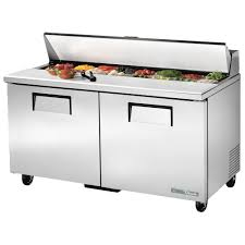Used Sandwich Prep Table by New U0026 Used Restaurant Supplies Equipment Chicago Tampa Near Me