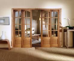 Wooden Bifold Patio Doors Bifold Door For Bathroom Awesome Volente Bifold Door Silver