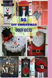 creative unique u0026 cute christmas door ideas best for classrooms