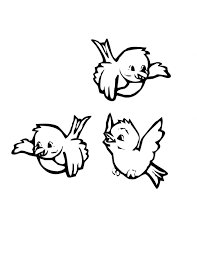 bird coloring pages coloring page for kids kids coloring