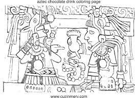 aztec coloring pages nywestierescue com