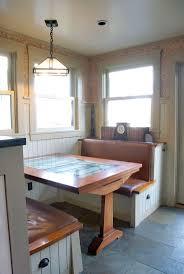 during a craftsman bungalow remodel an original built in buffet