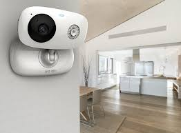 motorola focus 66 wi fi hd audio and video home monitoring camera