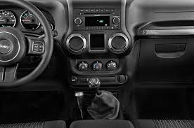 Jeep Wrangler Interior 2013 Jeep Wrangler Reviews And Rating Motor Trend