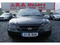 2007 black hyundai sonata used hyundai sonata 2007 2 0 diesel 1 year warranty for sale in mayo