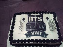my birthday cake army u0027s amino