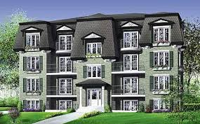 Multi Family Home Floor Plans Multi Family House Plans E Architectural Design