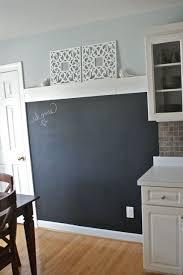 kitchen chalkboard wall ideas best 25 chalkboard walls ideas on kitchen