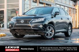lexus rx 350 for sale in quebec used 2014 lexus rx 350 touring nav cam 19 u0027 wheels sunroof for