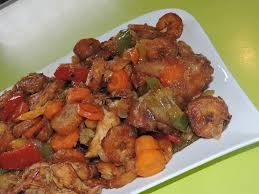 en cuisine avec coco en cuisine avec coco poulet dg à la camerounaise chapchapmag