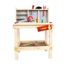 cuisine enfant en bois pas cher meuble de cuisine en bois pas cher 9 etabli en bois pour enfant