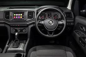 volkswagen pickup interior 2017 volkswagen amarok range updated pat callinan u0027s 4x4 adventures