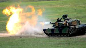 Backyard Artillery U S Infuriates Russia By Sending Tanks Within Miles Of Border