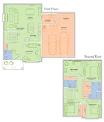 Foursquare Floor Plans by The Everest Home Plan Veridian Homes