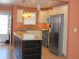 shaker painted cabinets florida kitchen ideas