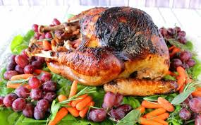 herbed turkey recipes thanksgiving better than brined balsamic basted herbed butter roast turkey