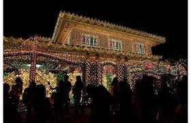 House Decorated Christmas Lights Music by Christmas Lights Music On Houses In Philippines