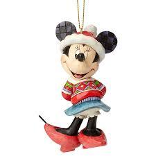 jim shore mickey minnie and goofy ornament set department 56