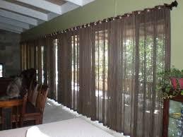 window treatments for sliding glass doors the smart window