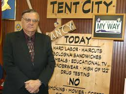 by joe arpaio u0027s logic it u0027s time to make an example of him what