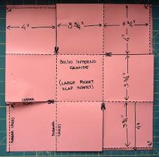 exploding box template instructions free here