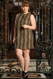 sage green animal print sleeveless party shift curvy dress plus