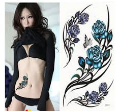 Male Flower Tattoos - male flower tattoos online male flower tattoos for sale