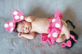 crochet disney newborn baby minnie mouse disney