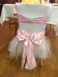 Baby Shower Chair Covers Balloon Centerpiece Bowtie Babyshower My Little Projects